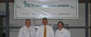 TyRex Photo: iRex Area Tech Expo