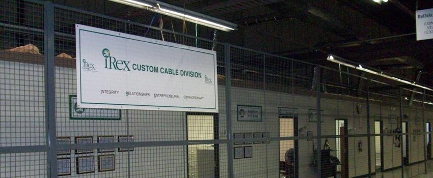 TyRex Photo: iRex Technology Blvd. Facility