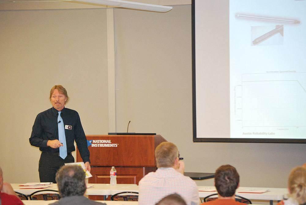 TyRex Photo: National Instruments Symposium 2014 (1)