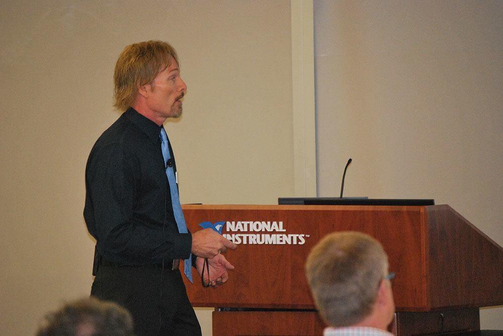 TyRex Photo: National Instruments Symposium 2014 (4)