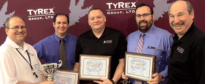 TyRex Founders Day Awards 2017
