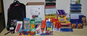 TyRex Photo: School Supply Drive