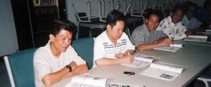 TyRex Photo: Training In Vietnam