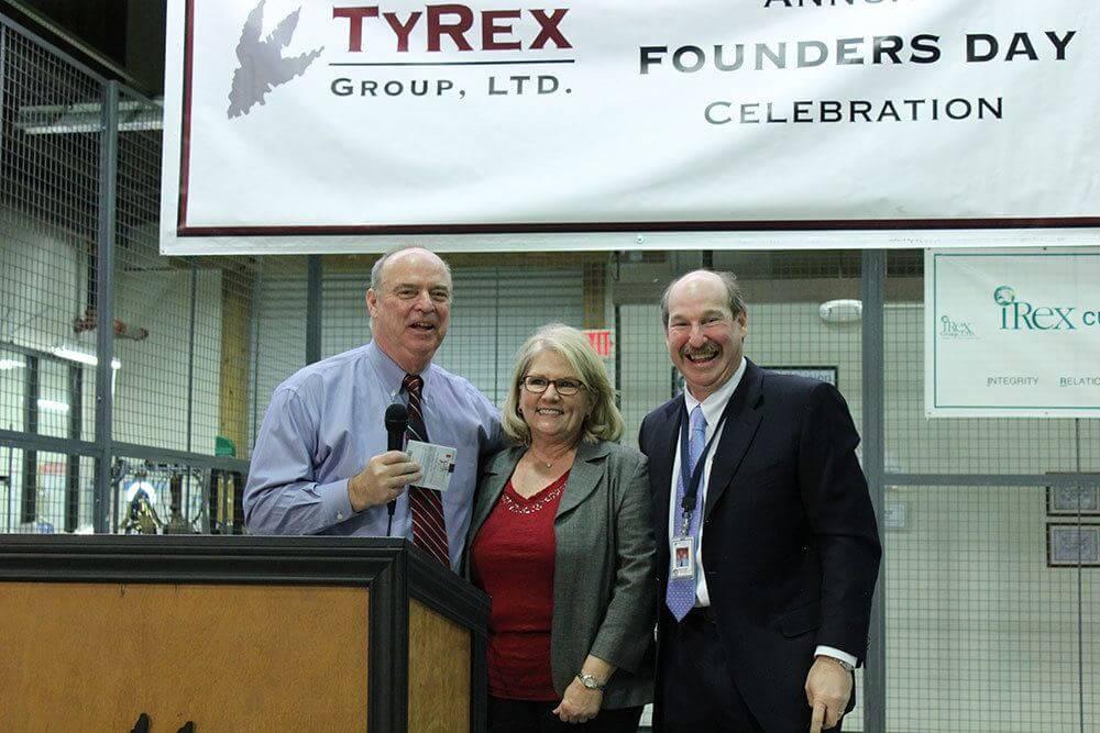 TyRex Photo: TyRex Founders Day 2014 (3)