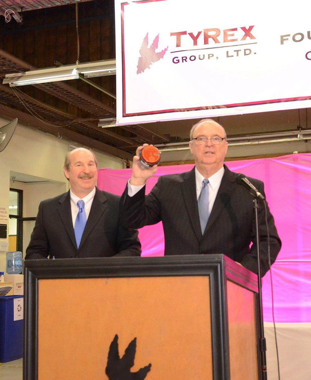 TyRex Photo: TyRex Founders Day 2015 (2)