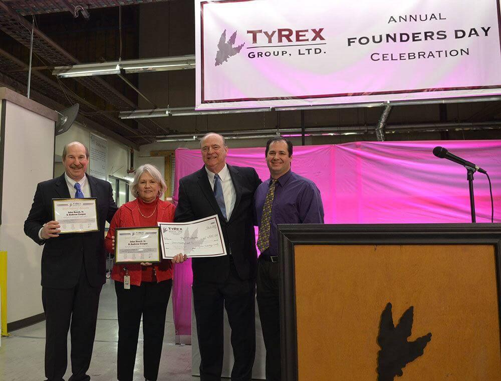 TyRex Photo: TyRex Founders Day 2015 (4)