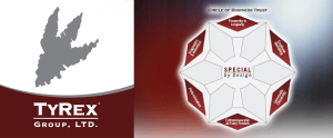 TyRex Graphic: Founders Day 2013 Diamond Disciplines