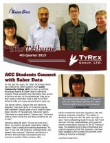 TyRex Newsletter: 4Q (2015)