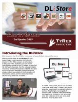 TyRex Newsletter: 3Q (2015)