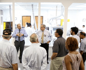 TyRex Additive Manufacturing Clean Room
