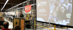 TyRex Bright Ideas BBQ - 2017