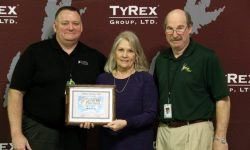 TyRex Founders Day - 2018 - Employee Well-Being Award Winner - iRex