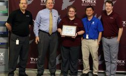 TyRex Founders Day - 2018 - Imagination & Innovation Award - TekRex