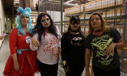 TyRex Halloween Costume Contest - 2017