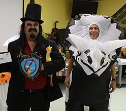 TyRex Halloween Costume Contest - 2018 - Winner