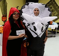 TyRex Halloween Pumpkin Contest - 2018 - Winner