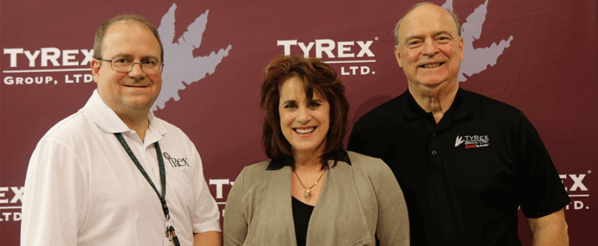 TyRex Leadership - Matt Ache & John Bosch, Jr.