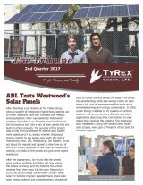 TyRex Newsletter - 2017 - Q2