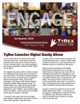 TyRex Newsletter - 2018 - Q3